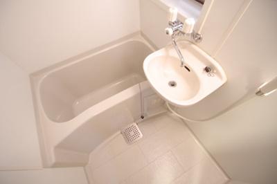 【浴室】レオン天神橋