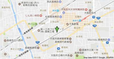 【地図】第一吉田ビル (株)Roots