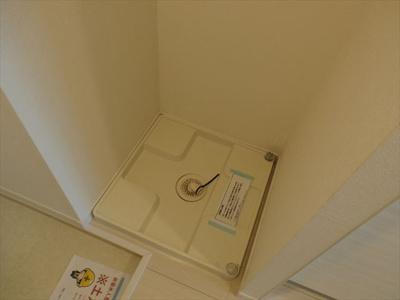 リブリ・稲毛海岸の洗濯機置場 イメージ