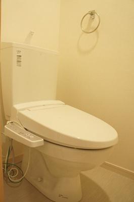 リブリ・稲毛海岸のトイレ イメージ