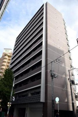 【外観】S-RESIDENCE緑橋駅前