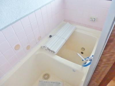 【浴室】鉄本グリーンハイツ