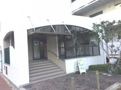 【エントランス】阪急南茨木駅前ハイタウンB棟