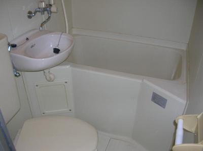 【浴室】ヴェルドール平野