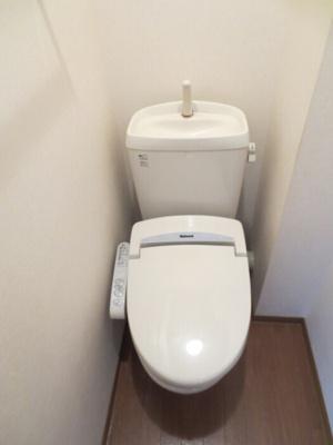 【トイレ】リベリュール富の原 I棟