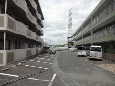 【駐車場】エバーモア北神戸