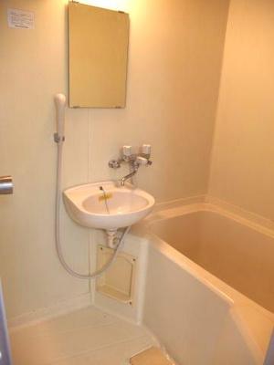 人気のバストイレ別のお部屋