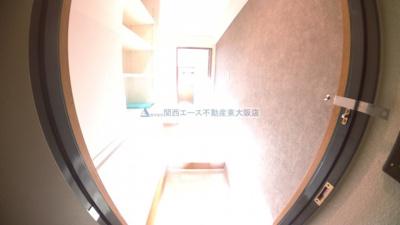 【玄関】ヴィラサンライフ
