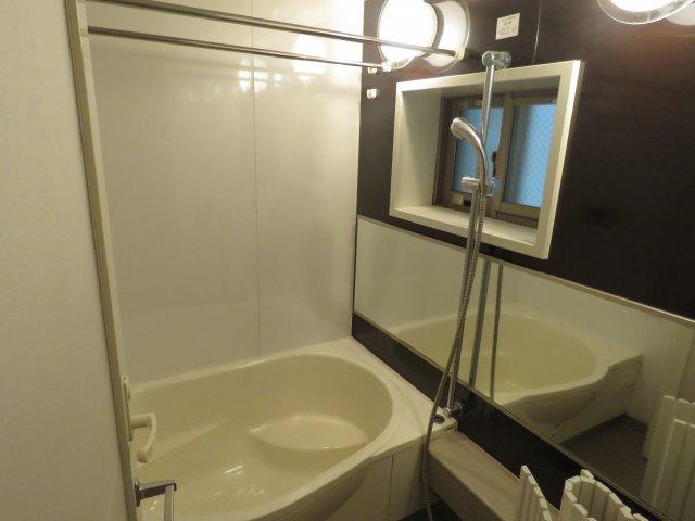 【浴室】タイムズピーススクエアセントラルパークシティ