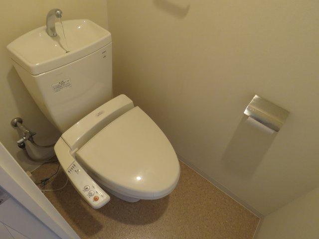 【トイレ】タイムズピーススクエアセントラルパークシティ