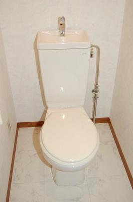 【トイレ】コート十三