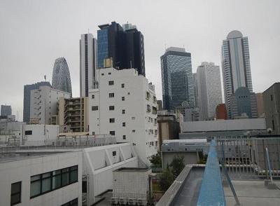 【展望】エーデルワイス西新宿