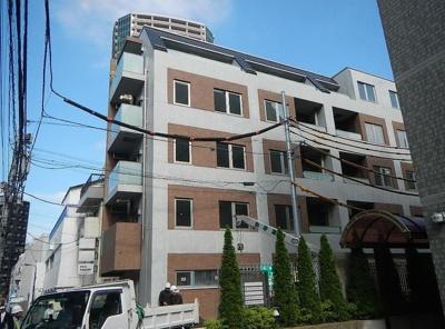 【外観】エーデルワイス西新宿