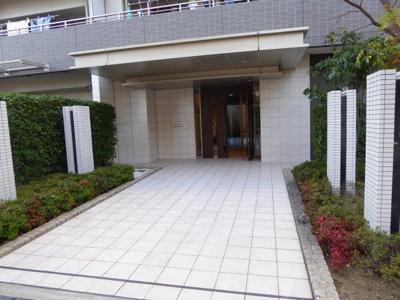 【エントランス】セントシティ東大阪