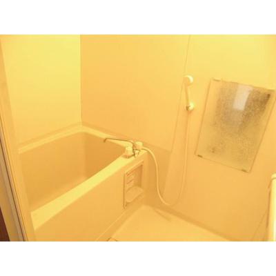 ツカバラコーポの浴室