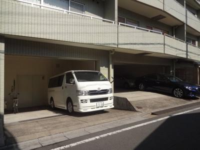 【駐車場】ベルザ桜木