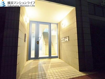 【エントランス】横浜星の丘ビューシティ
