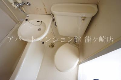 【トイレ】コスモ佐貫
