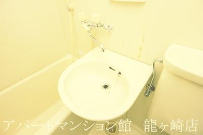 【洗面所】コスモ佐貫