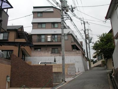【外観】スカイホーム瀬川