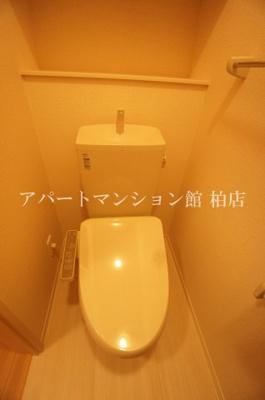 【トイレ】クレアージュA