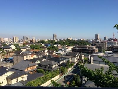 【展望】夙川南郷町ハウス