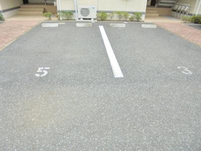 【駐車場】ソレアードC