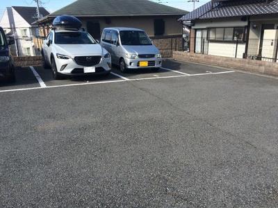 【駐車場】AQUILA南落合B