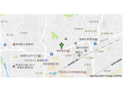 【地図】ハル弐番館