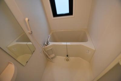 【浴室】ハル弐番館