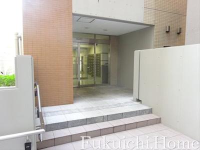 【エントランス】日神デュオステージ笹塚東館