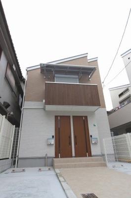 阿倍野区美章園2丁目貸家G(2階)