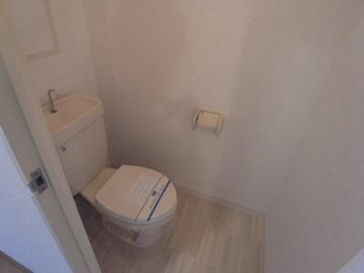 【トイレ】サンフローラ