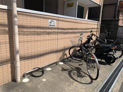 【駐車場】フローラ茨木