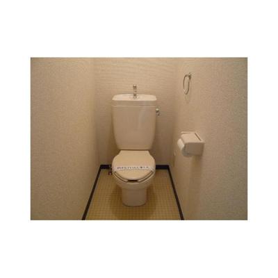 パセオ青葉の森参番館のトイレ