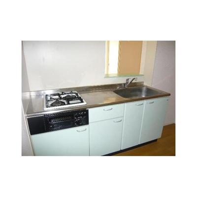 パセオ青葉の森参番館のキッチン