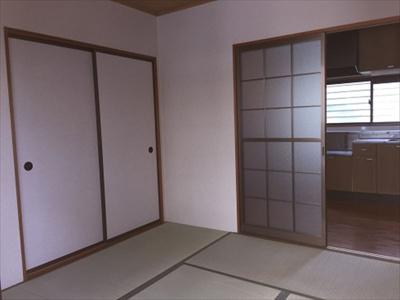 【寝室】SEJOUR MONDO