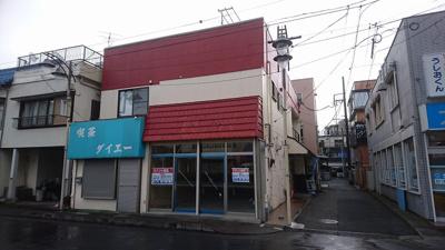 【外観】田所店舗