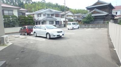 【駐車場】コンフォーティアM