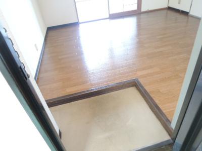【玄関】二宮マンション