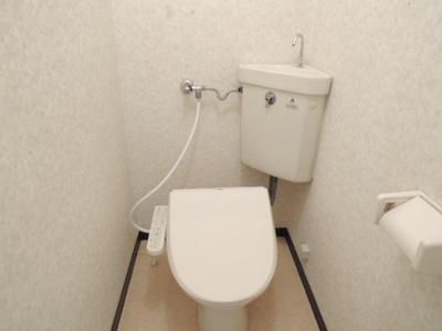 【トイレ】二宮マンション