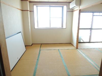 【寝室】二宮マンション