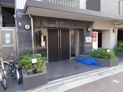 【エントランス】アプレシティ三ノ輪