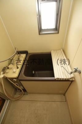 【浴室】まきコーポ