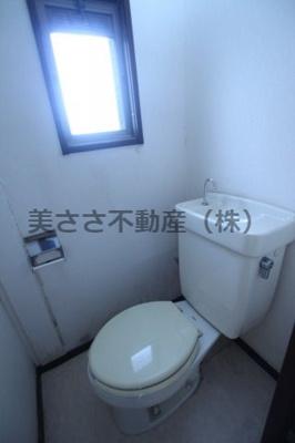 【トイレ】まきコーポ
