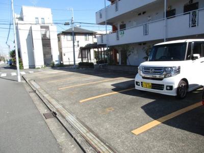 【駐車場】オレンジコート町田