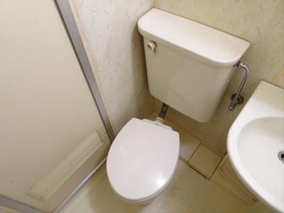 【トイレ】ヴィラ慶静