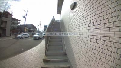 【その他共用部分】ぺイサージュN  A棟