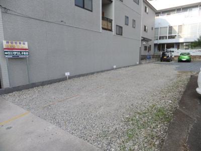 【外観】押切月極駐車場