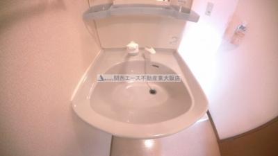 【洗面所】サンハイツ横沼